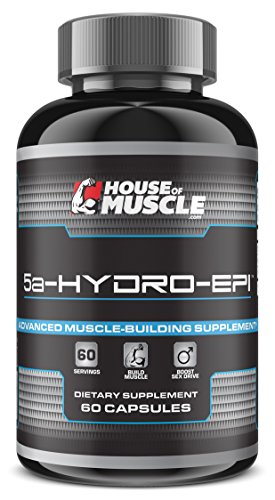 5a-Hydro-Epi -- Advanced Muscle-Building Supplement -- 60 capsules