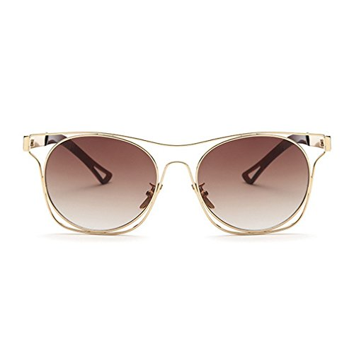 G&T 2017 New Retro Fashion Metal Frame Colorful Round Driving - Most Womens 2013 Popular Sunglasses