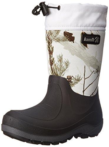 Kamik Stormin 2 Mini Snow Boot , Snow, 6 M US Big Kid
