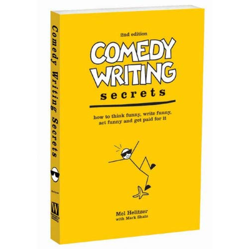 Read Online Comedy Writing Secrets pdf