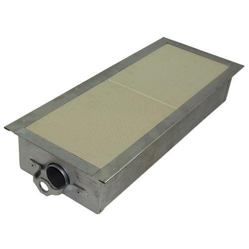 Vulcan Hart 714901 Burner I/R Broiler/Griddle Steel/Ceramic For Wolf Broiler Grill 263689 ()