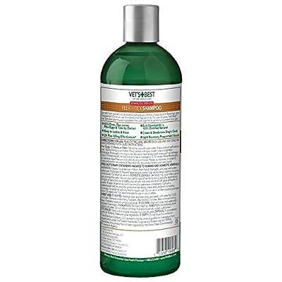 Vet's Best Flea & Tick Advanced Strength Shampoo, 12 oz