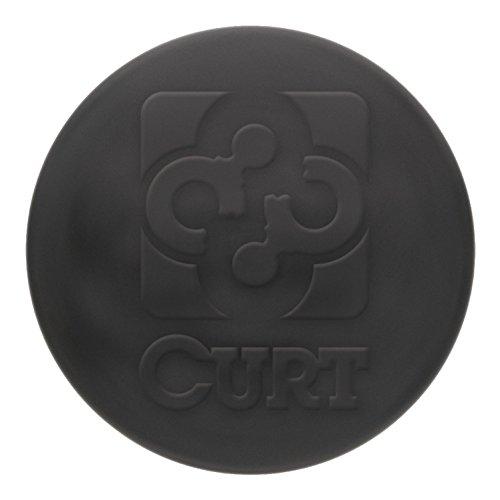 Curt Manufacturing 66155 Black Replacement Rubber Gooseneck