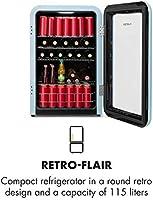 KLARSTEIN Poplife Nevera de Bebidas - A+ 115 litros, 0-10°C ...