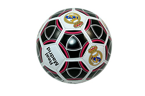 Real Madrid Authentic Official Licensed Soccer Ball Size 2 (Youth) -004 by RHINOXGROUP