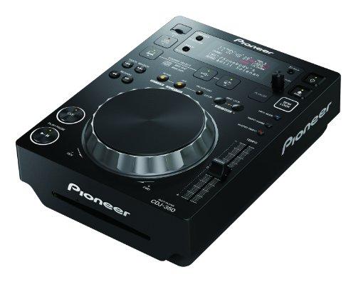 Pioneer CDJ-350 mezclador DJ – Mezclador para DJ (24 Bit, 97 Db, 0.007%, 18 W, 218 x 301.1 x 106.6 mm, 3200 g)