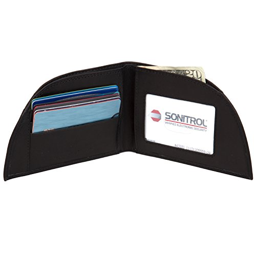 Buy front pocket wallet for men