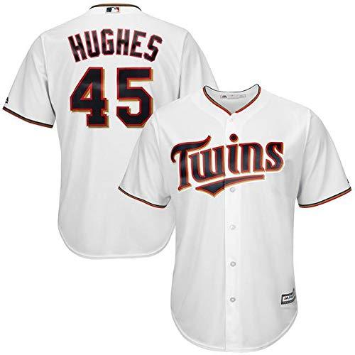 Majestic Majestic Phil Player Hughes スポーツ用品 Hughes Minnesota Twins White Official Cool Base Player Jersey スポーツ用品【並行輸入品】 XL B07GNWD632, ナギソマチ:cbfa9c9c --- cgt-tbc.fr