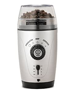 Hamilton Beach CustomGrind(TM) Coffee Grinder