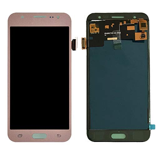 J500G//DS J500F J500M Black J500H//DS J500FN J500M//DS SCREENCTORY For Samsung screen Replace LCD Touch Screen Digitizer with Frame for Galaxy J5 // J500 Color : Gold J500Y J500F//DS