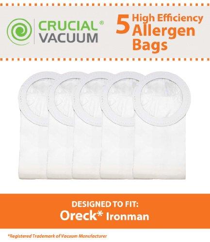 oreck iron man vacuum bags - 9