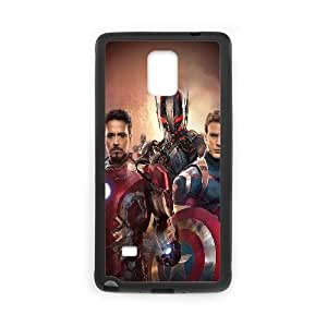 Samsung Galaxy Note 4 Cell Phone Case Black Avengers Poster Age Of Ultron Art Film SP4138271