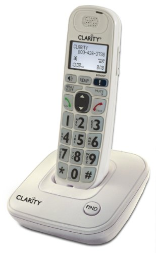CLARITY 53702 000 AMPLIFIED CORDLESS SYSTEM
