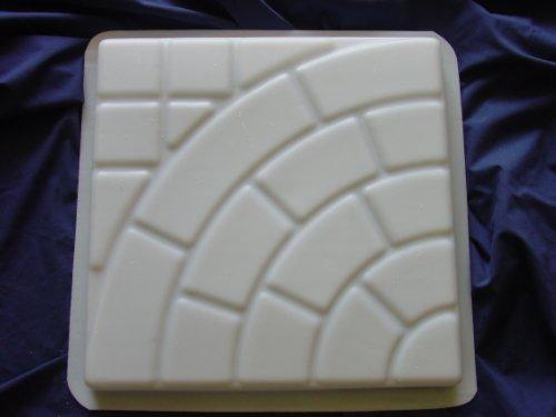 Cheap  Circle Pattern Stepping Stone Concrete Plaster Mold 2008
