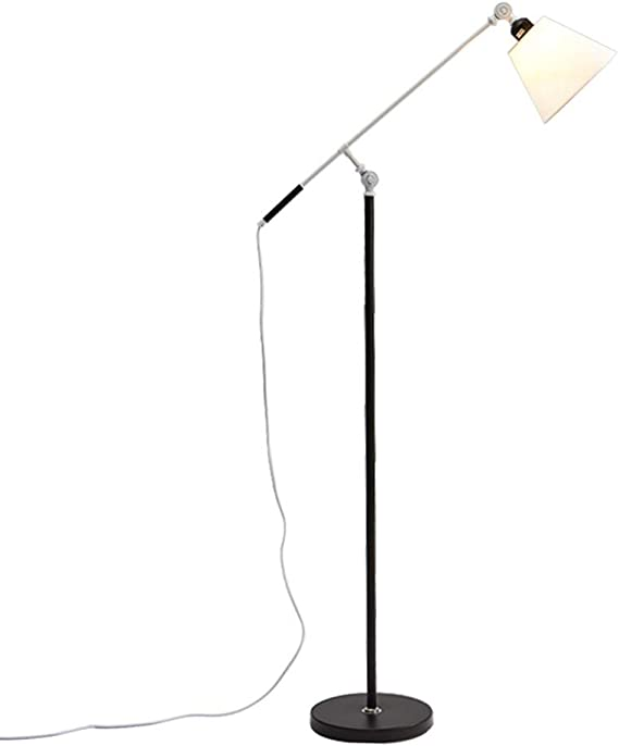 NLLDD Lámpara de pie con Brazo de Equilibrio Ajustable: Adecuada ...