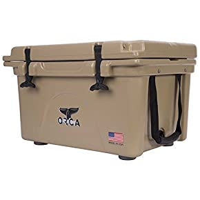 ORCA Coolers Extendable flex-grip handles