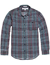 Mens The Reedus LS Button Up Shirt