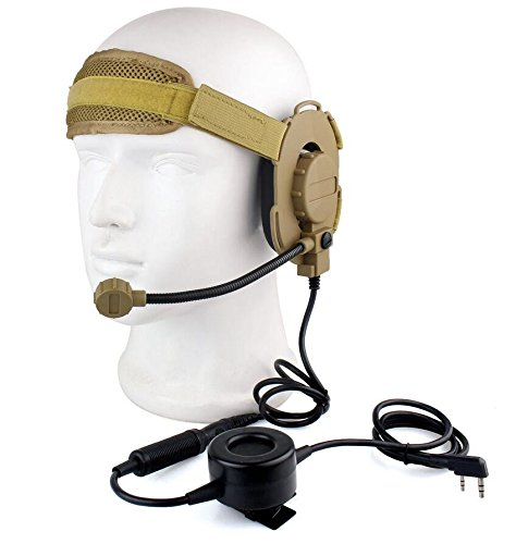 Z Tactical Microphone Headset Adaptor for Kenwood Talkabout (DE) ()