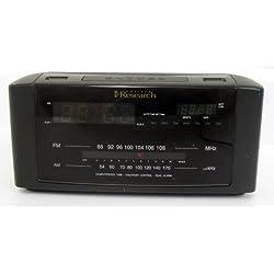 Emerson Research CKS2000 Radio Alarm Clock w/ Computerized Time