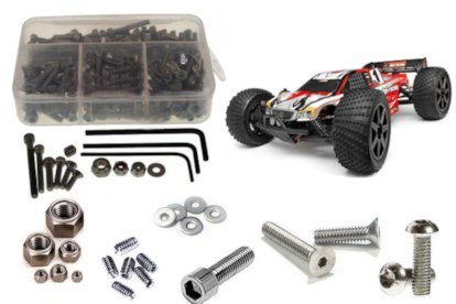 RCScrewZ HPI Racing Trophy Flux Truggy Stainless Steel Screw Kit ()
