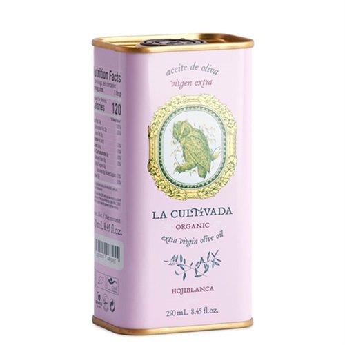 Organic Hojiblanca Extra Virgin Olive Oil
