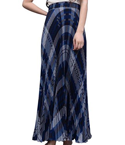 Series 3 blue Femme Jupe Medeshe Y0xaEE