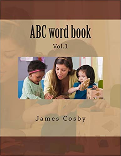 ABC word book