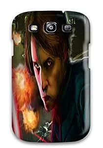 For Galaxy S3 Premium Tpu Case Cover Star Wars Jacen Solo Protective Case