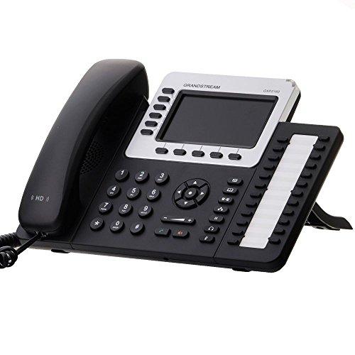 Desktop Wireless Ip Phone - Grandstream GXP2160 IP Phone - Wired/Wireless - Bluetooth - Desktop, Wall Mountable