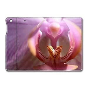 Brain114 iPad Mini Leather Case - Slim Flip Case Cover for iPad Mini Lips Of The Orchid - Auto Wake Up/Sleep Function New