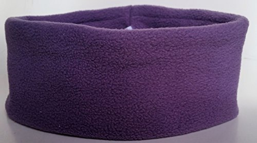 Wash Polar Fleece - SVENMARK, SLEEP HEADPHONES (Purple) Polar Fleece, Travel, Relaxing, Meditation, Jogging, Work Out.