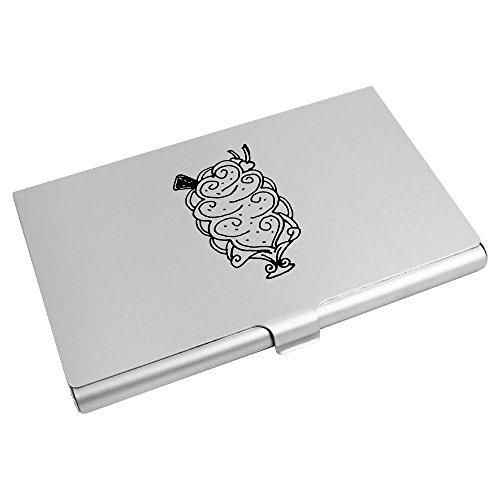 Wallet Card Cream Azeeda Business CH00016907 Credit Card 'Ice Sundae' Holder 8xUqFSaW