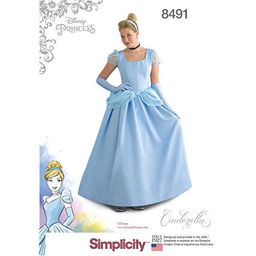 Simplicity Creative Patterns US8491HH Costumes HH