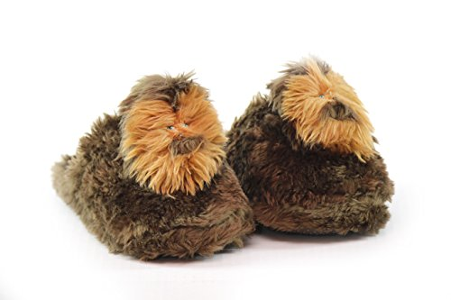 Stars Wars Chewbacca (Star Wars Chewbacca Small Slippers (7/8))
