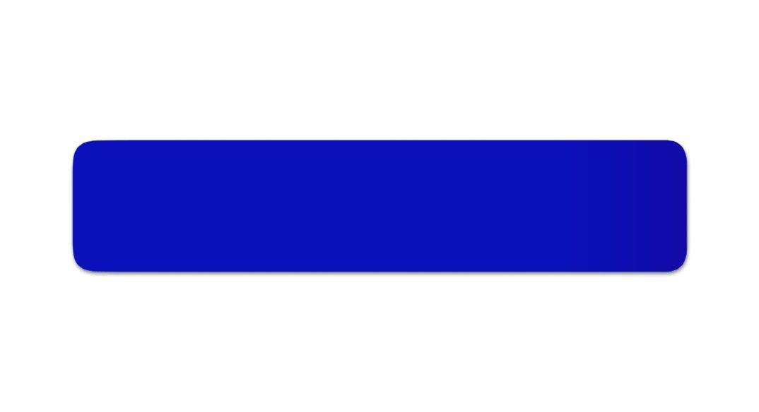 Speed Repair direkt Planen Reparatur Pflaster Aufkleber 50cm x 11, 0 cm SELBSTKLEBEND (RAL 543 kö nigsblau)