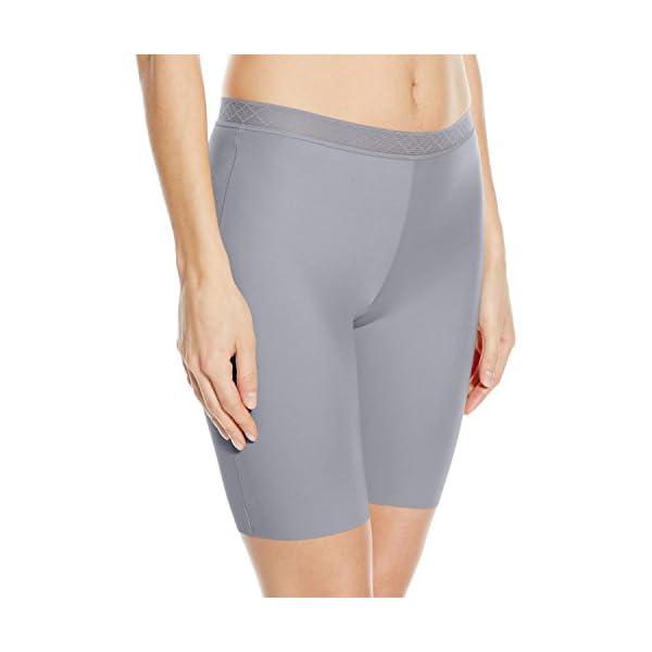 Vassarette Womens Invisibly Smooth Slip Short Panty 12385 Briefs
