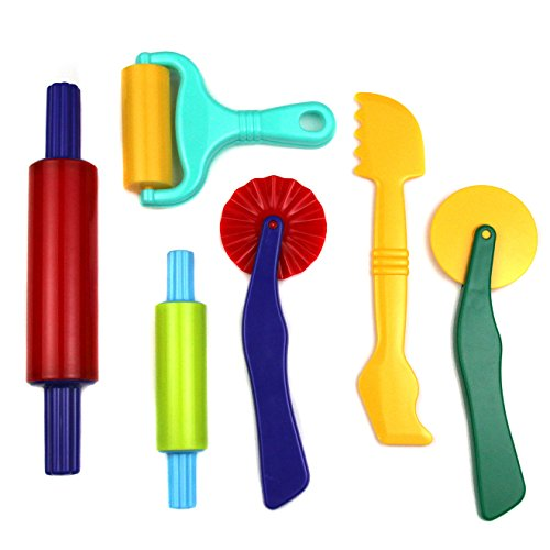 Strokes Art Dough Tools Piece product image