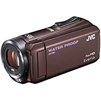 Victor Everio (Everio) HD memory video camera 32GB Brown GZ-R300-T