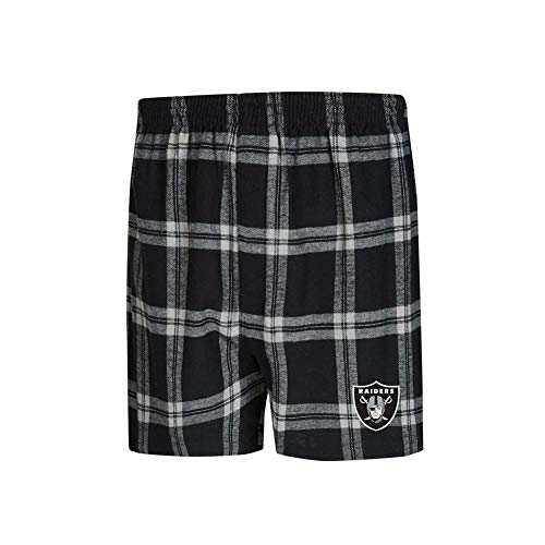 nd Raiders Men's Boxers Flannel Boxer Shorts (Large) ()