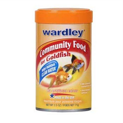 Image of Wardley 1525 Goldfish Flakes Pet Food