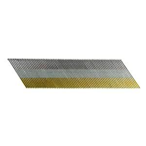 B&C Eagle DA21-1M 2-Inch x 35 Degree Bright Angle Finish Nails (1,000 per pack) by B&C Eagle