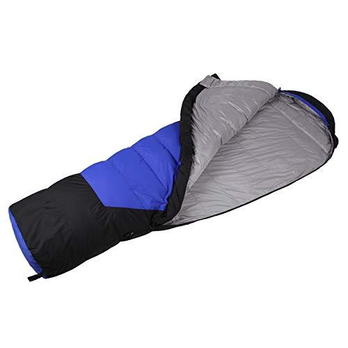 JSJDFPDC JSJDFPDC JSJDFPDC Outdoor professionelle Mumie Schlafsack Wandern kalten Winter warm unten Camping Schlafsack mit Tragetasche B07J5T66FV Mumienschlafscke Authentische Garantie b7dc7f