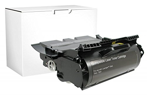 (CIG 200222P Remanufactured High Yield Toner Cartridge for Lexmark T640)