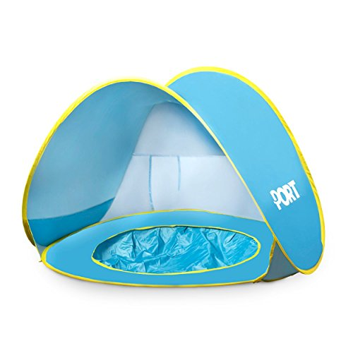 baby beach tent with fan - 2
