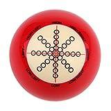 Baoblaze Resin Billiard Practice Training Pool Cue Ball Accessory