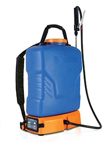 Jacto PJB-16, 4-Gallon No Leak Backpack Sprayer with Heavy Duty Pump, for Lawns and - No Sprayer
