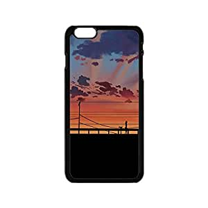 """Hard Case for iphone 6 Protective, Creative Design (729) Birdge at sunset Ultra Slim Back Case Shell Cover for iphone 6 4.7"""""""""""