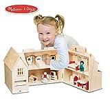 fisher price dream dollhouse Melissa & Doug Fold & Go Dollhouse