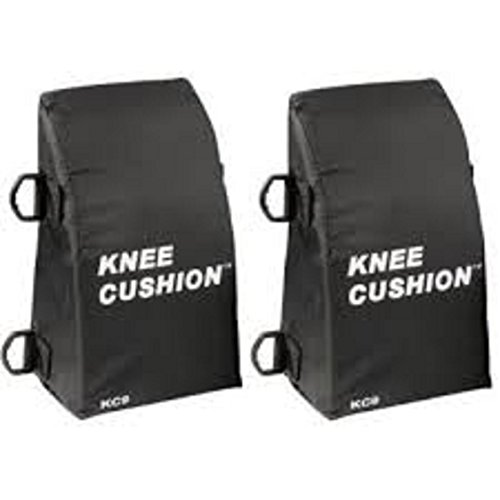 New Martin Baseball Softball Catchers Knee Savers For 5'6'' & Shorter Black by Martin Sports