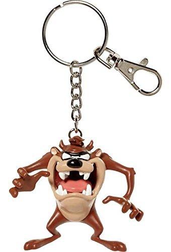 NJ Croce Looney Tunes - Taz Bendable Keychain